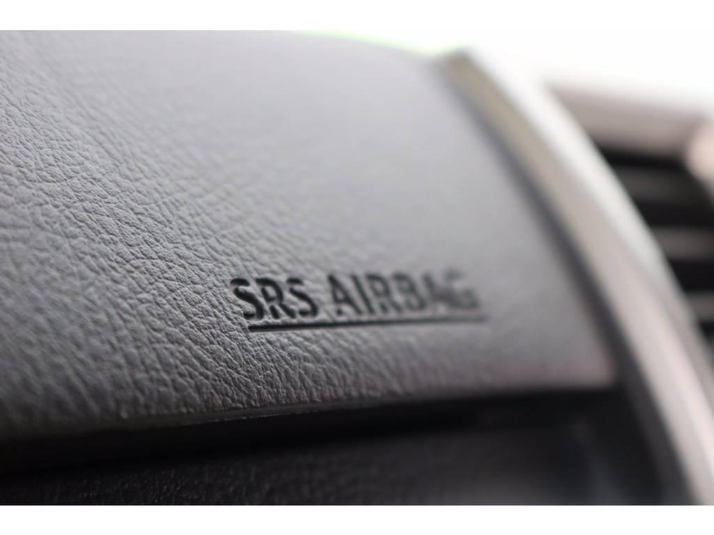 助手席エアバッグもオプションで完備! | トヨタ ハイエースバン 2.0 スーパーGL ロング ROOM CAR 03