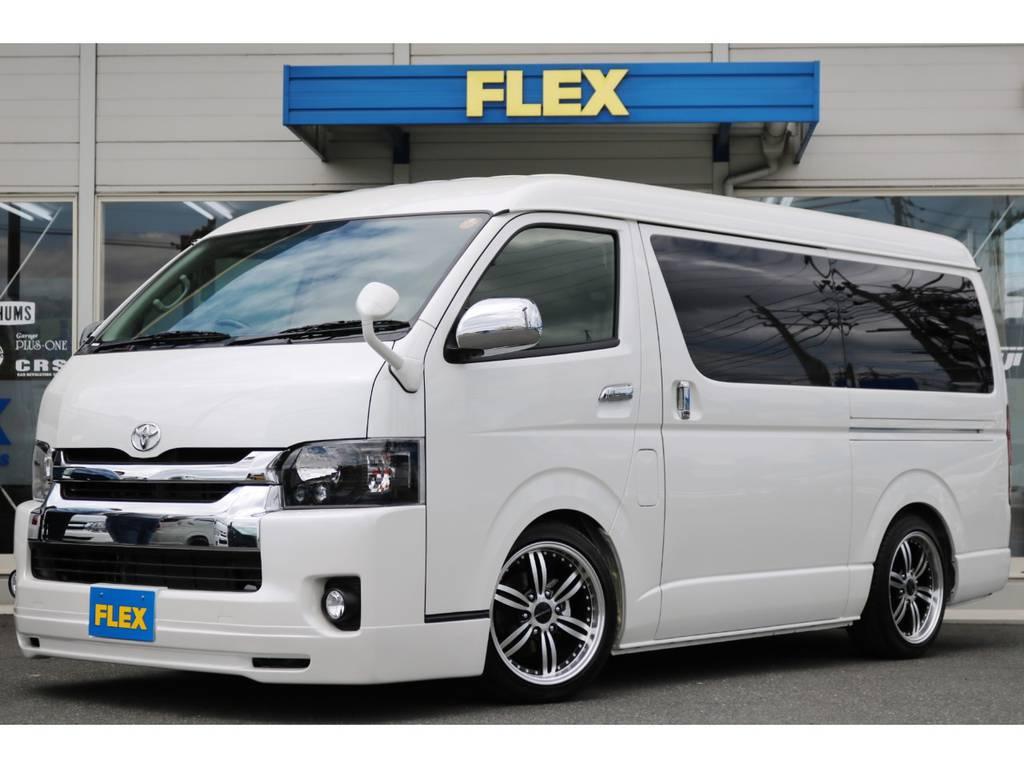 改良前未登録新車ワゴンGL!シートアレンジ車「ラウンジ5α」最後の1台入庫!特別価格になっております!