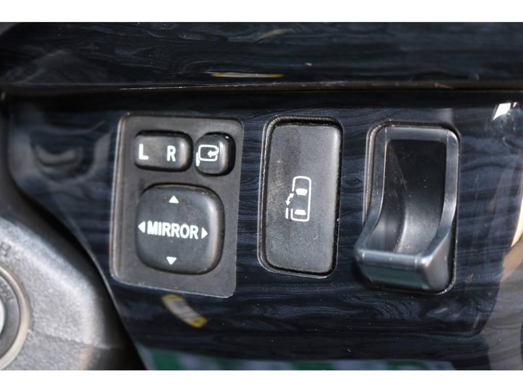 パワースライドドアも付いてます! | トヨタ ハイエース 2.7 GL ロング ミドルルーフ
