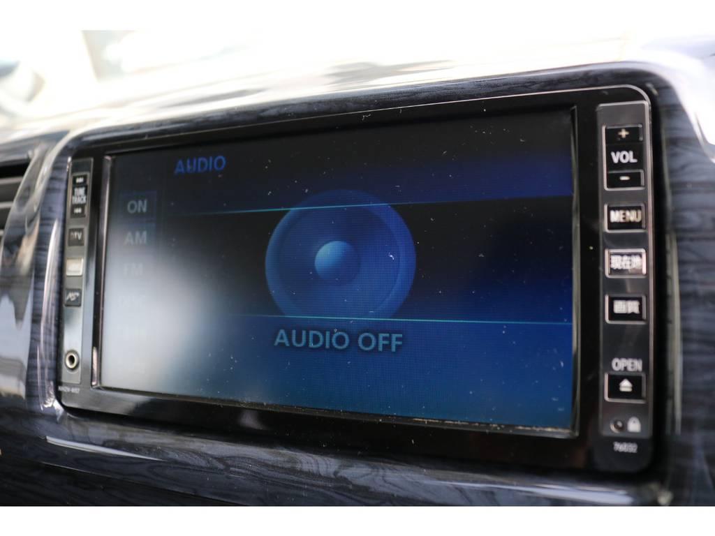 HDDナビ!   トヨタ レジアスエース 3.0 スーパーGL ロングボディ ディーゼルターボ