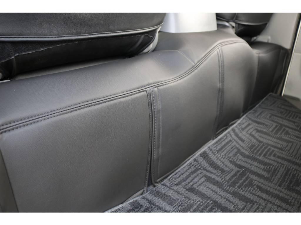 リアデッキカバーも完備!   トヨタ レジアスエース 3.0 スーパーGL ロングボディ ディーゼルターボ