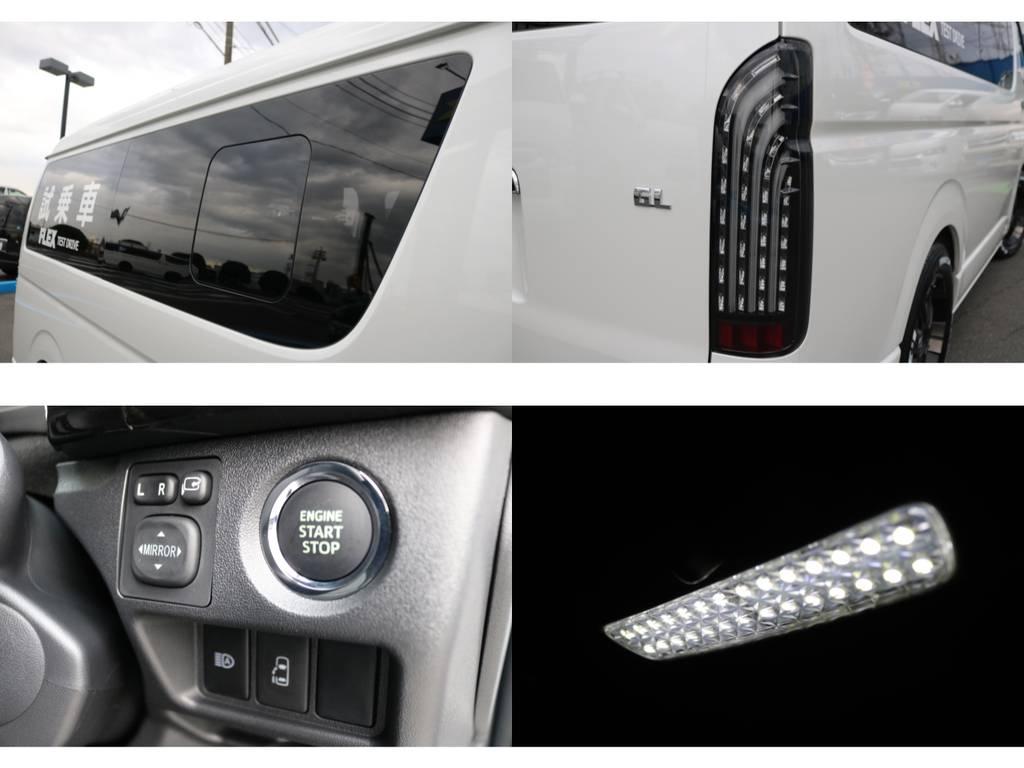 | トヨタ ハイエース 2.7 GL ロング ミドルルーフ 岡山店 試乗車 R1内装施工♪