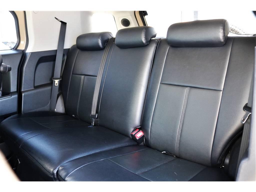 セカンドシート!! | トヨタ FJクルーザー 4.0 カラーパッケージ 4WD ユーザー様下取り直販♪