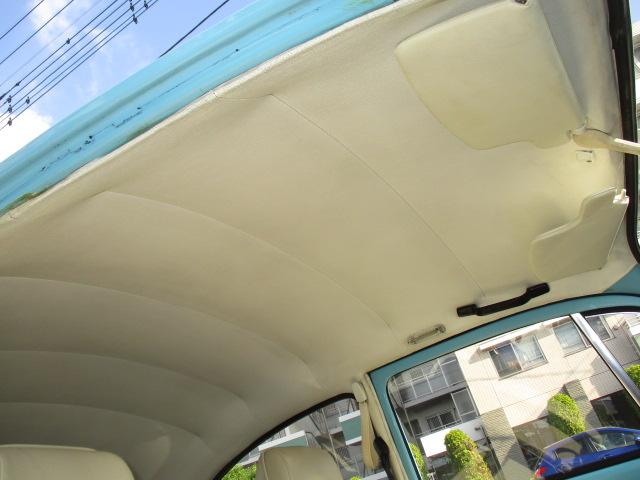 | フォルクスワーゲン ビートル タイプⅠ スポルトマチック 1303S ディーラー車