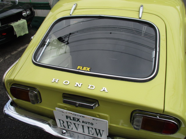   ホンダ S800 クーペ