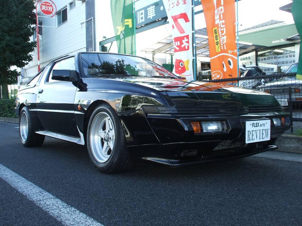 | 三菱 スタリオン GSR-VR 最終型
