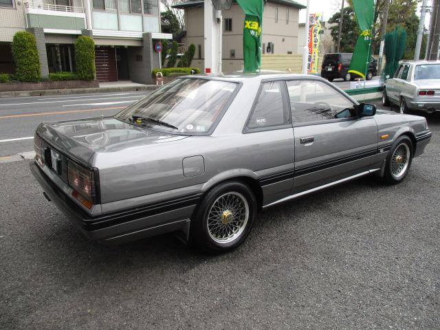 | 日産 スカイライン GTS-Xツインカム24V