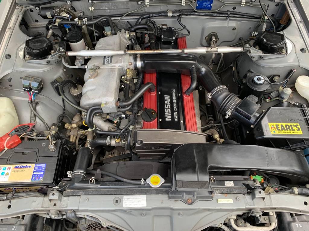   日産 スカイライン GTS-Xツインカム24V