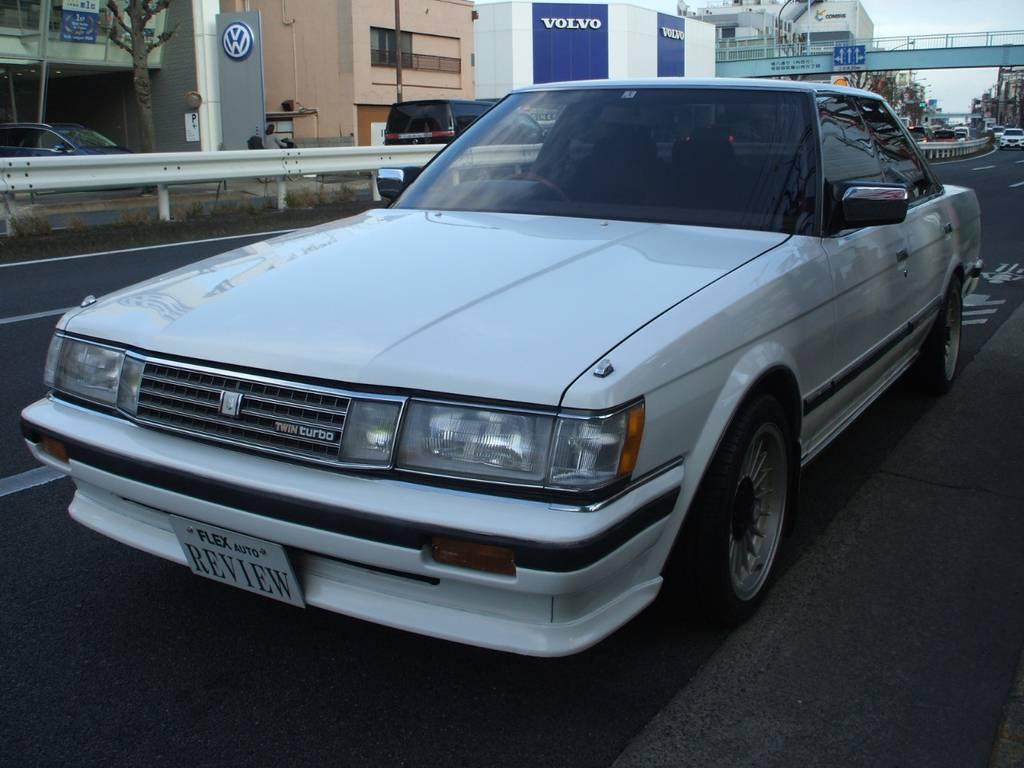| トヨタ マークⅡ GTツインターボ