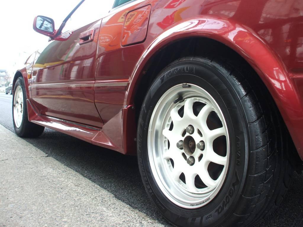 | トヨタ MR2 1.6Gスーパーチャージャー