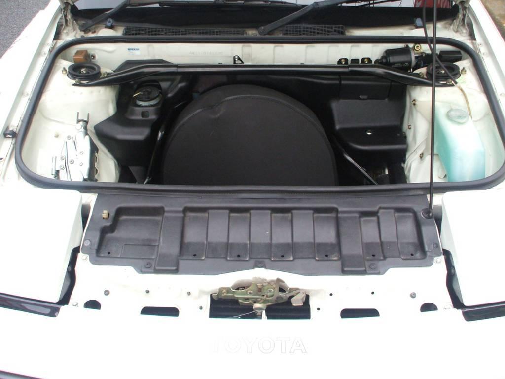 | トヨタ MR2 1.6Gリミテッドスーパーチャージャー