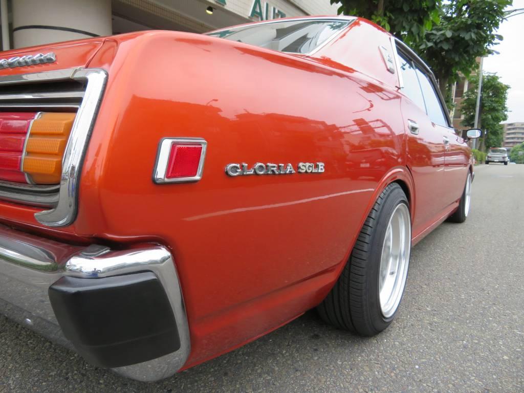 | 日産 グロリア 4ドアハードトップ SGL-E