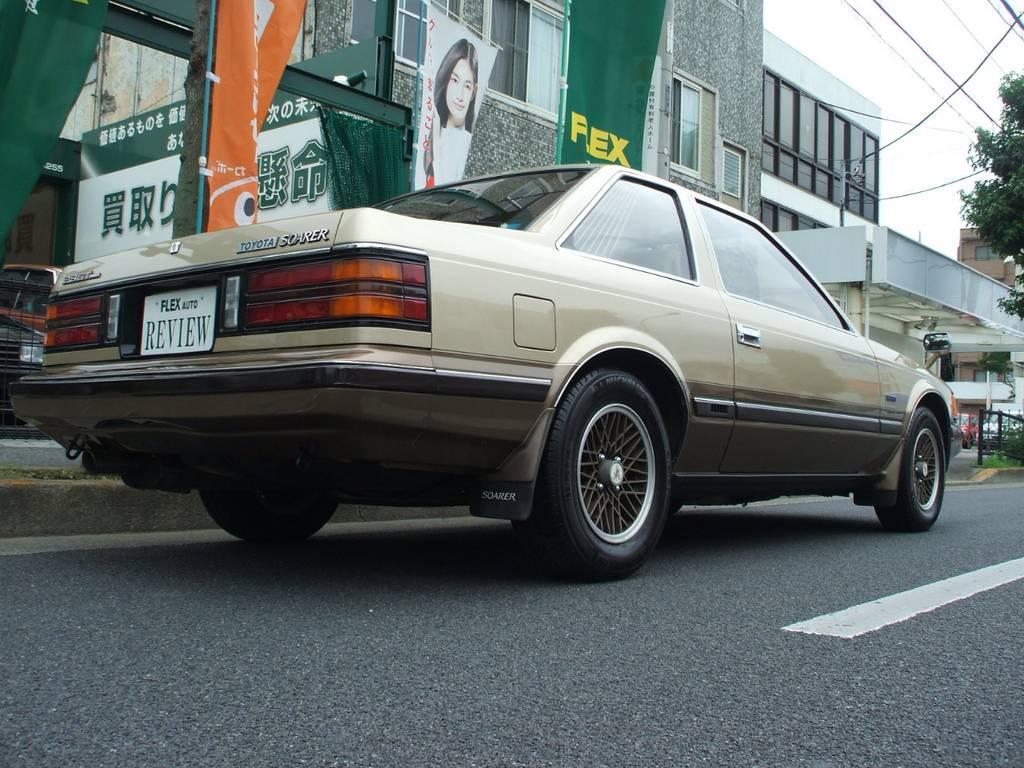 | トヨタ ソアラ 2.8GT エクストラ