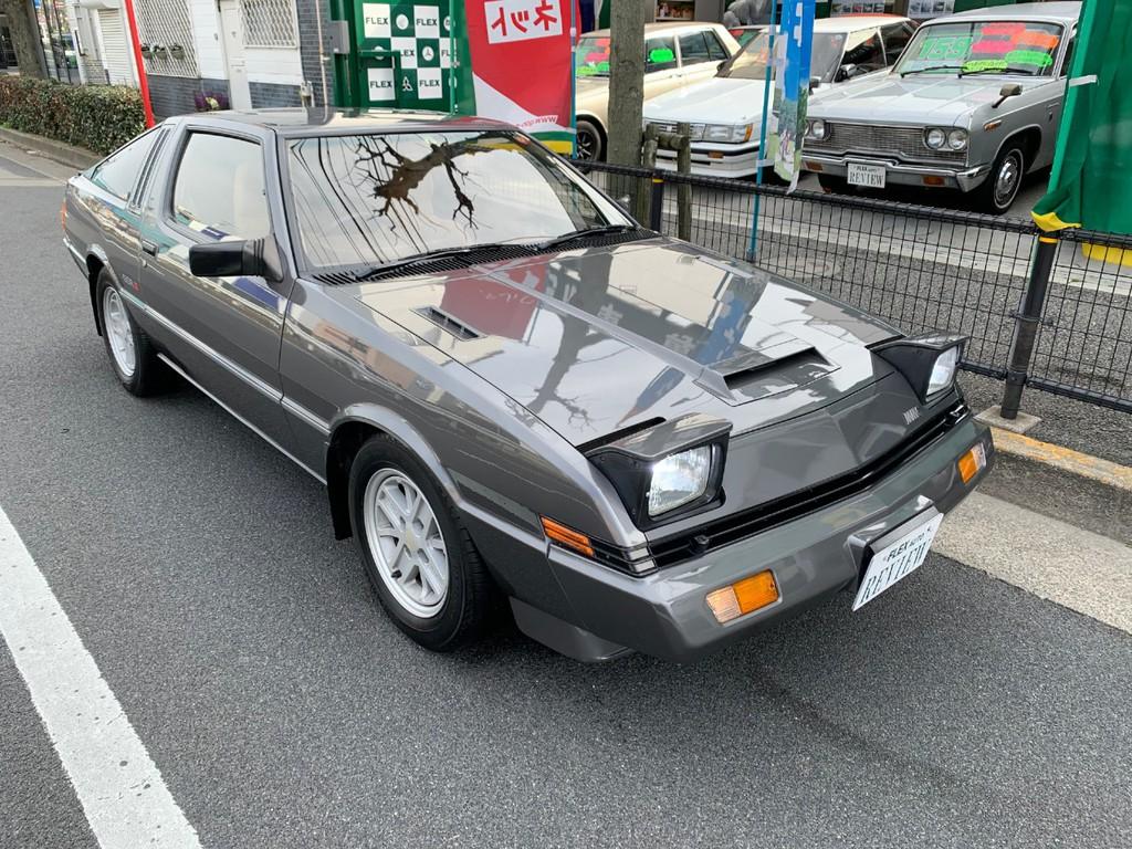 三菱 スタリオン GSR-Ⅲ