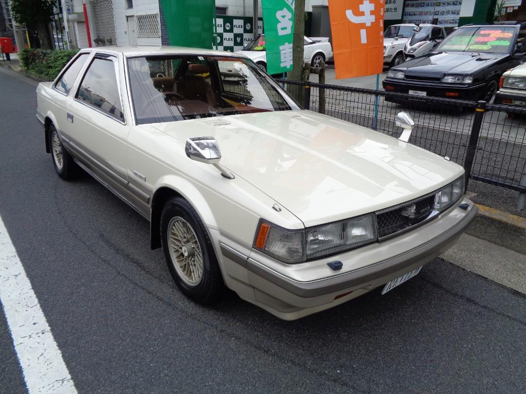 トヨタ ソアラ 2.8GTリミテッド