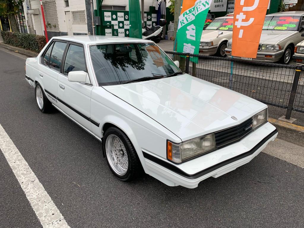 トヨタ コロナ4ドア 1600GT