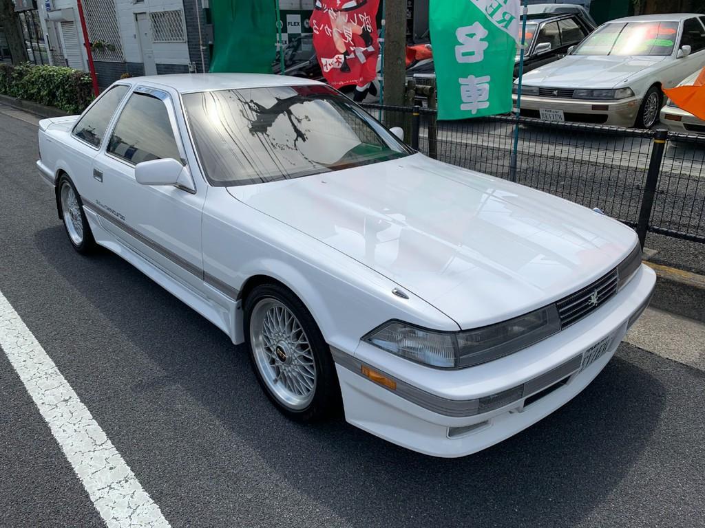 トヨタ ソアラ 2.0GTツインターボ