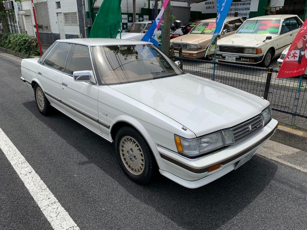 トヨタ マークⅡ グランデリミテッド ツインカム24
