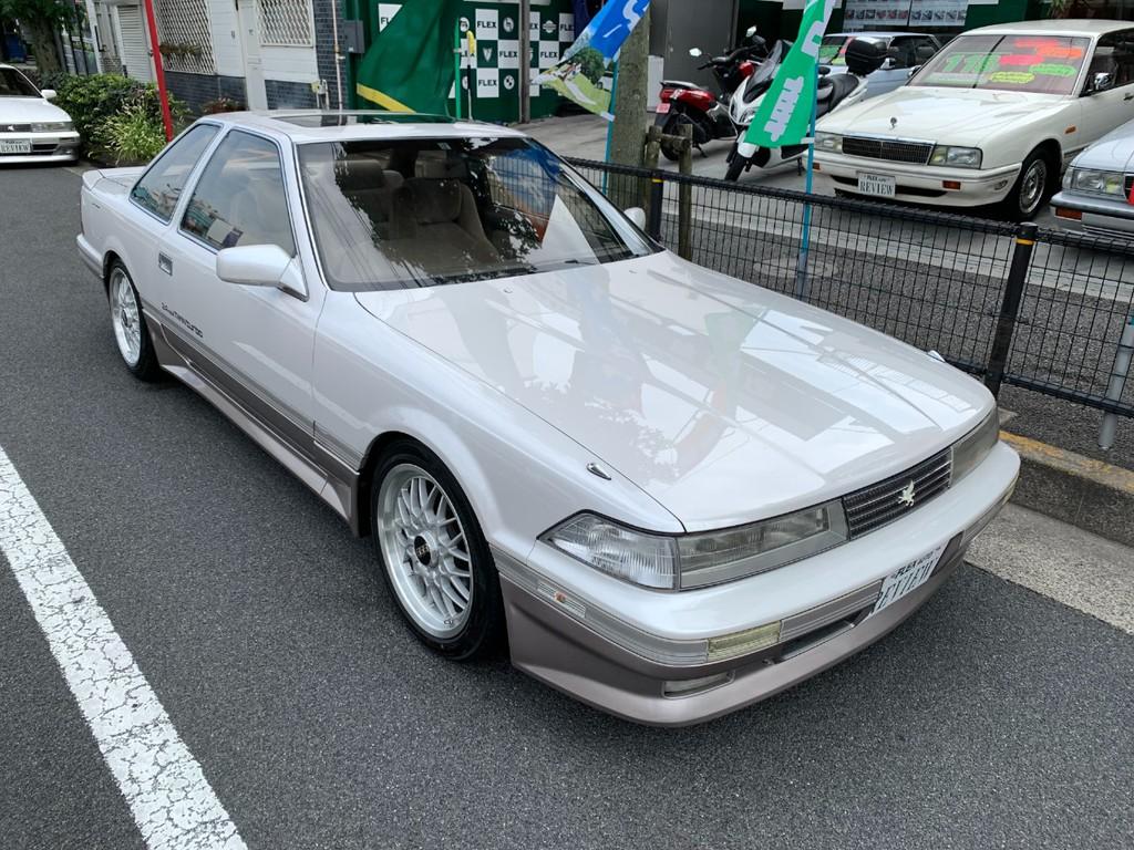 トヨタ ソアラ 2.0GTツインターボL