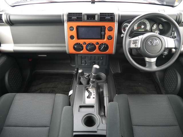 FJクルーザー 4.0 カラーパッケージ 4WD