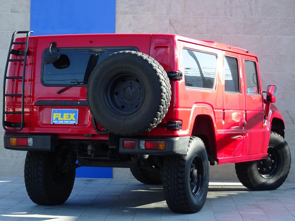 メガクルーザー 4.1 ディーゼルターボ 4WD