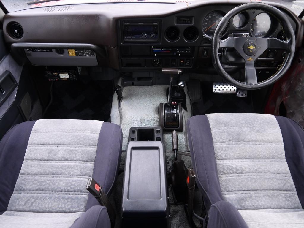 ランドクルーザー60 VX