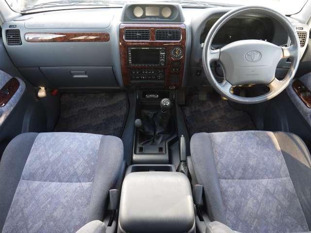 ランドクルーザープラド 3.4 RZ 4WD