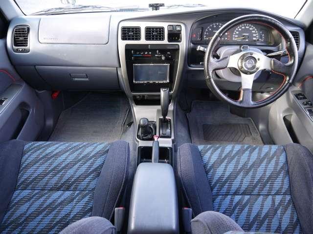 ハイラックスサーフ 2.7 SSR-V リミテッド 4WD