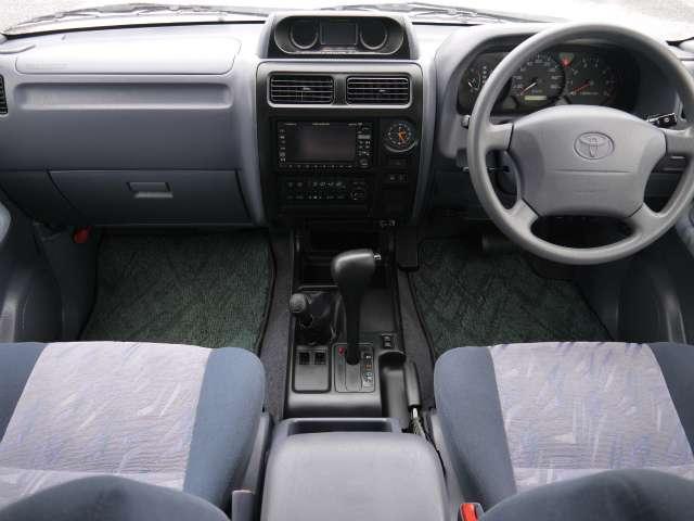 ランドクルーザープラド 3.4 TX 4WD