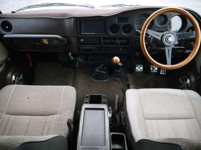 ランドクルーザー60 4.0 GX 4WD