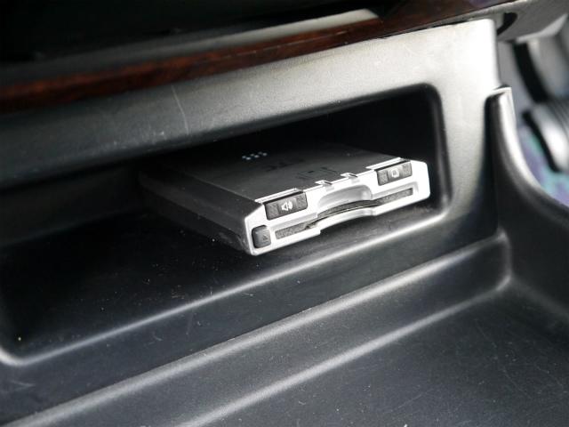 必需品のETCも完備 | トヨタ ランドクルーザープラド 3.4 TZ 4WD 6インチUP シートカバー
