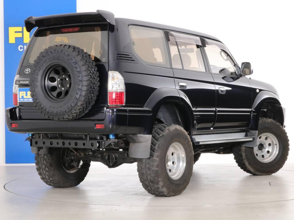 ご不明な点、ご質問等がございましたらお気軽にランクル千葉北店スタッフまでお聞きください。 | トヨタ ランドクルーザープラド 3.4 TZ 4WD 6インチUP シートカバー