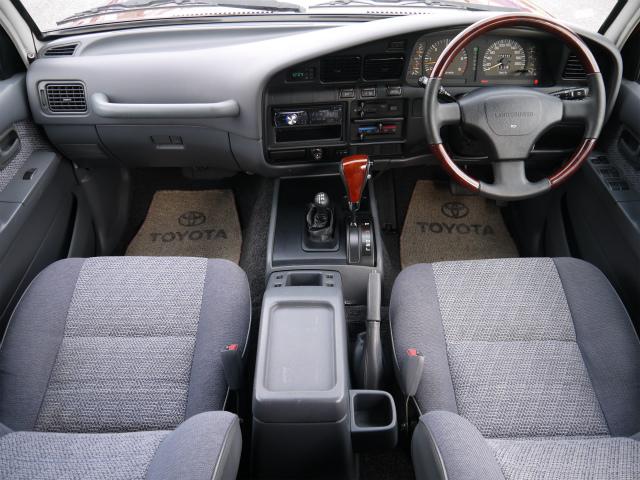 ランドクルーザー80 4.5 GX 4WD