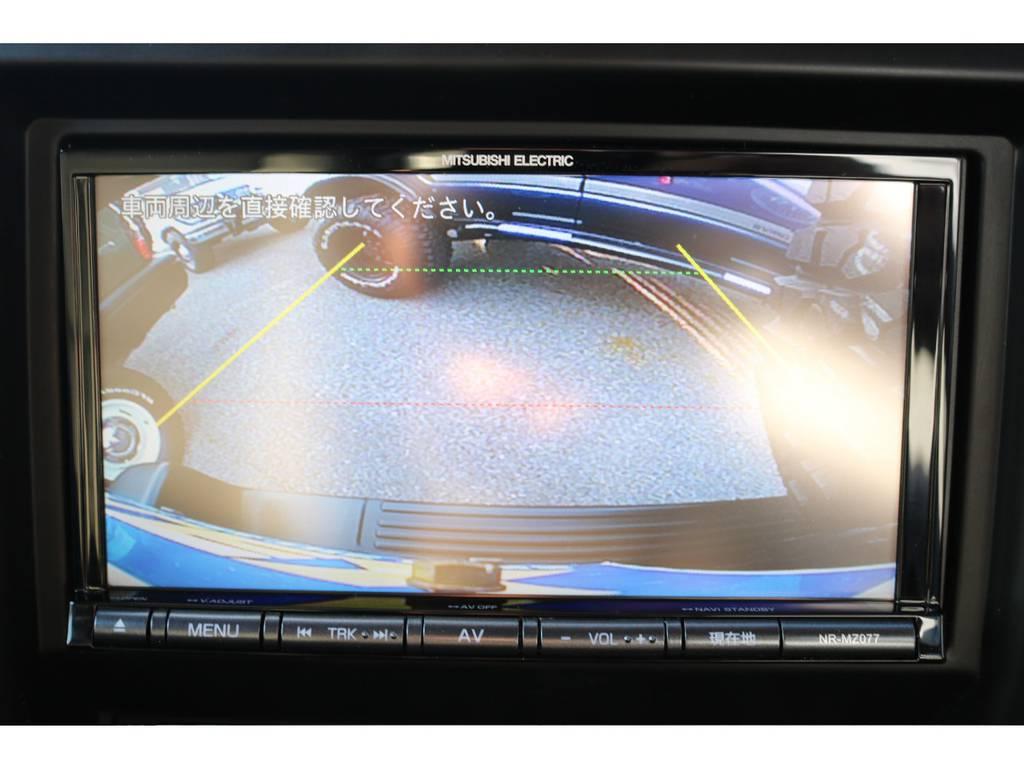 新品SDナビにバックカメラも装着済み! | トヨタ ランドクルーザープラド 3.4 TX 4WD 丸目 ナロー仕様