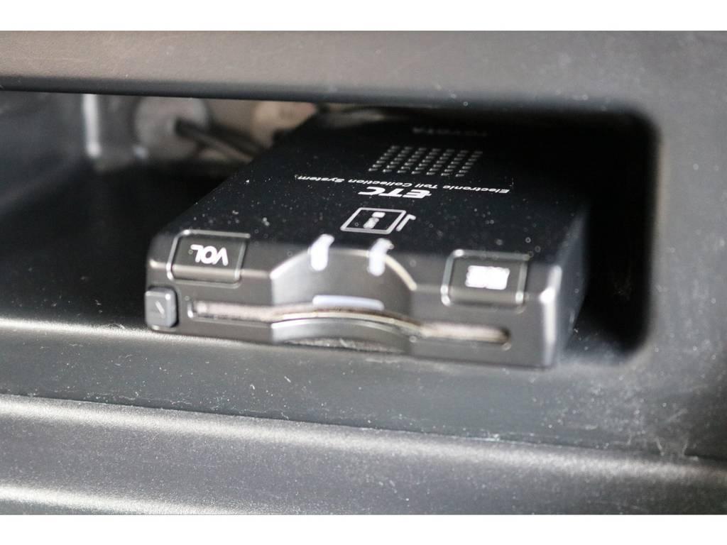 必需品のETC完備! | トヨタ ランドクルーザープラド 3.4 TX 4WD 丸目 ナロー仕様