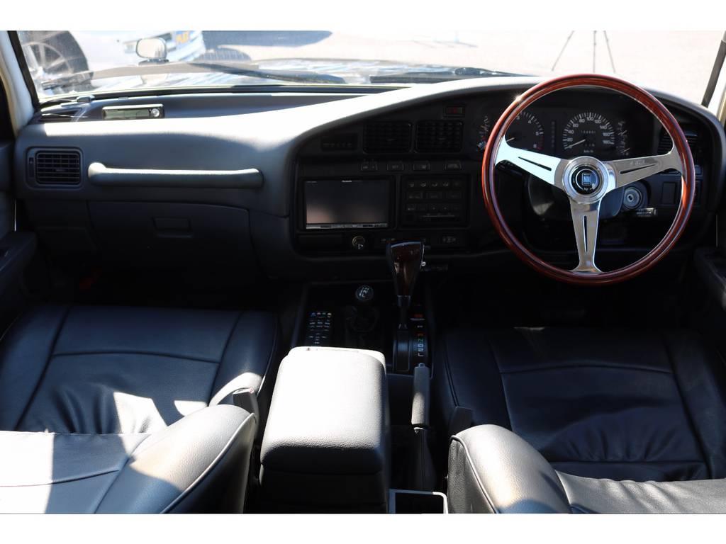 クロカンスタイルのランクル80の入庫です! | トヨタ ランドクルーザー80 4.5 VXリミテッド 4WD 輸出用角目四灯 3インチUP