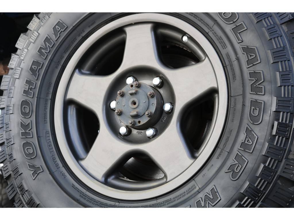 ブラッドレーVナロー用☆見た目のバランスと組み合わせは最高です☆ | トヨタ ランドクルーザー80 4.5 VXリミテッド 4WD ナロー仕様 5インチUP