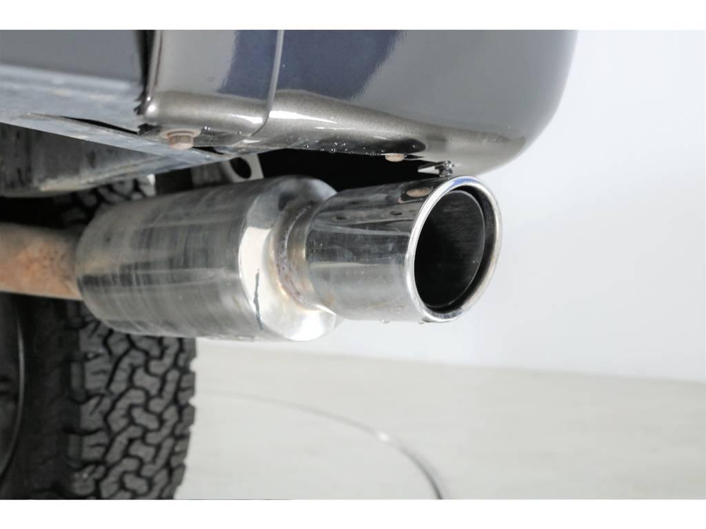ガナドールマフラー装着済み☆ | トヨタ ランドクルーザー80 4.5 VXリミテッド 4WD 86 HDDナビ シートカバー