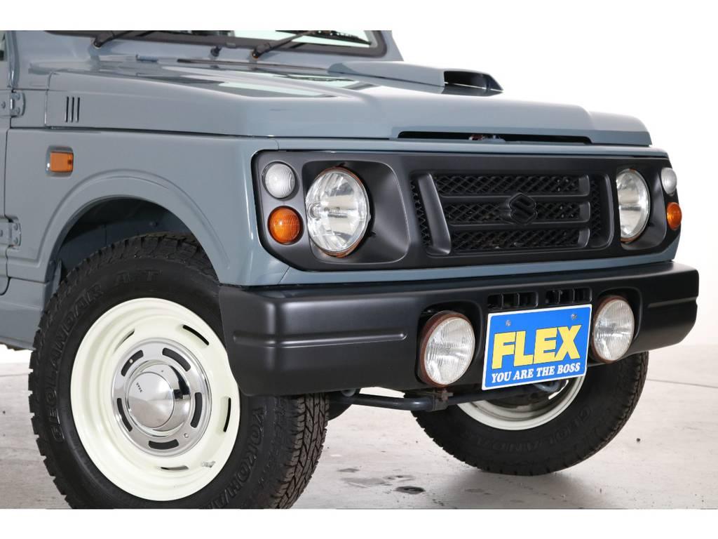 おしゃれな1台でドライブを楽しませてくれます! | スズキ ジムニー 660 XL 4WD オートマ DEANホイール