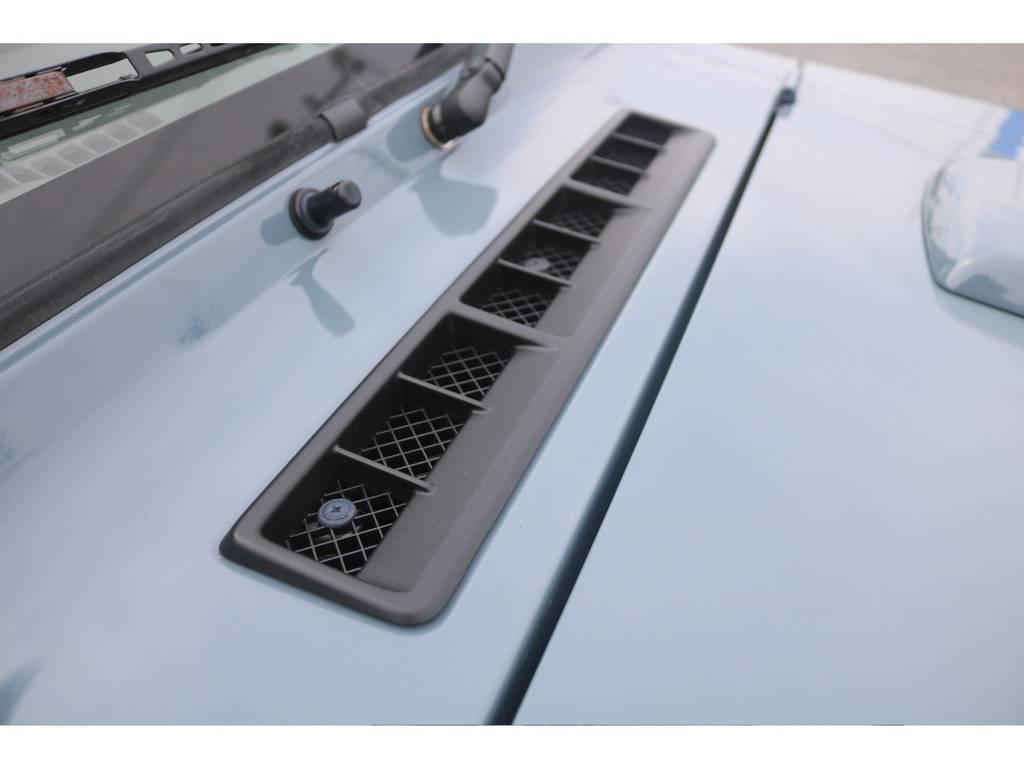細かい部分までしっかり再塗装済み! | スズキ ジムニー 660 XL 4WD オートマ DEANホイール