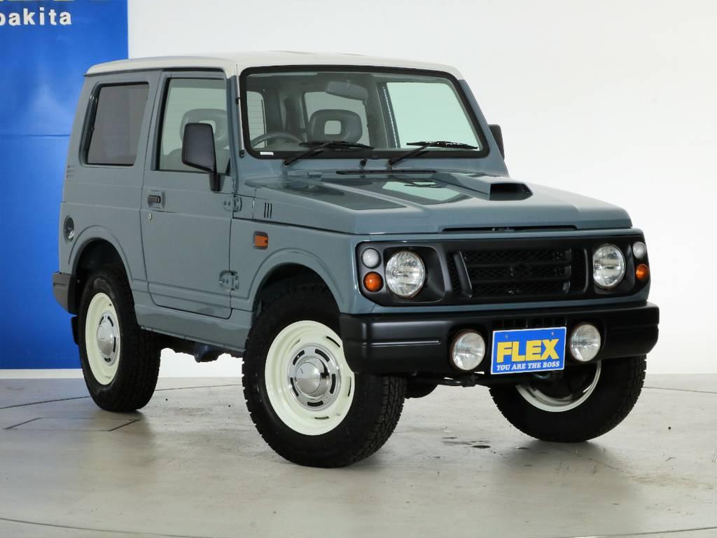 各種任意保険、オートローンも扱っておりますのでお気軽にご相談ください。 | スズキ ジムニー 660 XL 4WD オートマ DEANホイール
