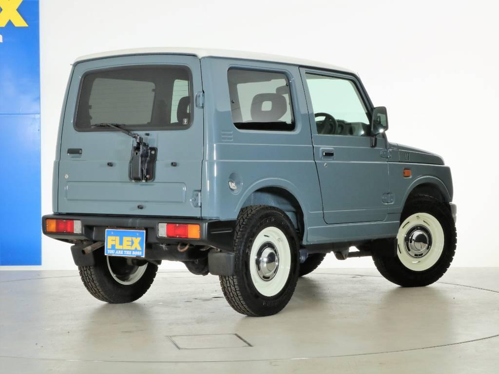 ご不明な点、ご質問等がございましたらお気軽にランクル千葉北店スタッフまでお聞きください。 | スズキ ジムニー 660 XL 4WD オートマ DEANホイール