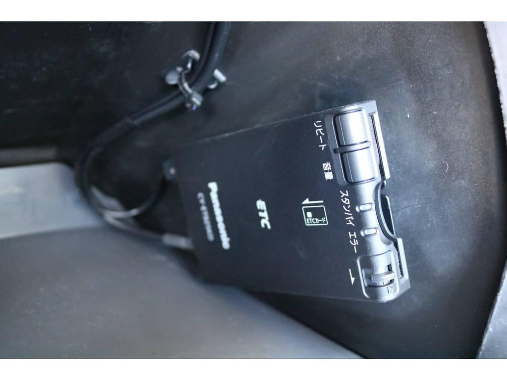 必需品のETCも装着済み! | トヨタ ランドクルーザー80 4.5 VX 4WD 86 丸目 コンプリートモデル