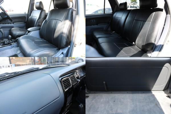 ダッシュ廻り等のコンディションも良好です!   トヨタ ハイラックスサーフ 2.7 SSR-X ワイドボディ 4WD