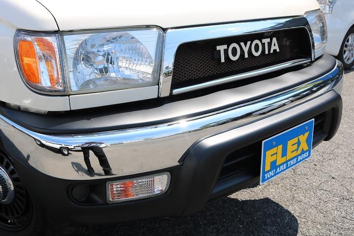 新品USコーナーマーカー装備!   トヨタ ハイラックスサーフ 2.7 SSR-X ワイドボディ 4WD