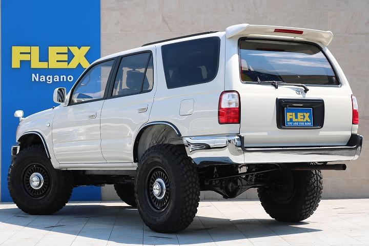 ご不明な点、ご質問等がございましたらお気軽にランクル千葉北店スタッフまでお聞きください。   トヨタ ハイラックスサーフ 2.7 SSR-X ワイドボディ 4WD