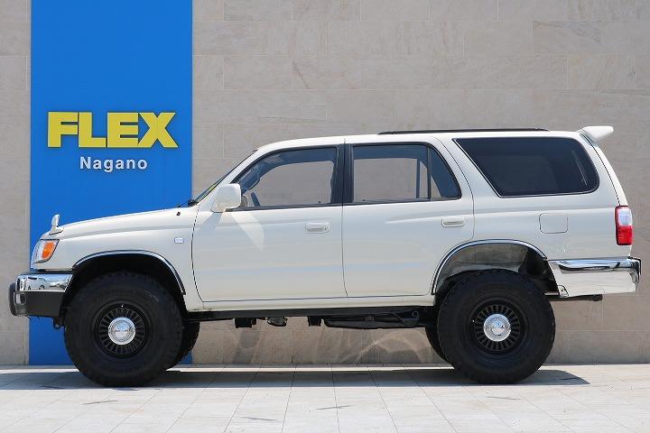 その他カスタムもお任せください!様々なカスタムパーツの取り付け事例もございます!   トヨタ ハイラックスサーフ 2.7 SSR-X ワイドボディ 4WD