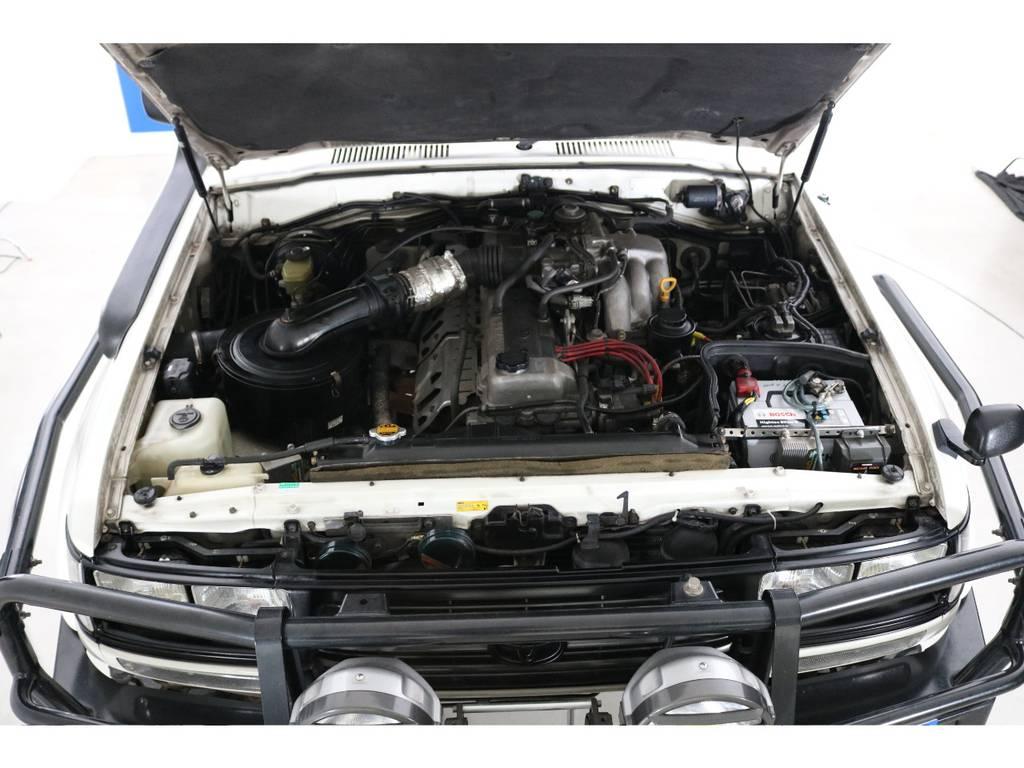 4500ccのMT車です!全国どこでも登録出来ます! | トヨタ ランドクルーザー80 4.5 VX 4WD 5速MT OPデフロック