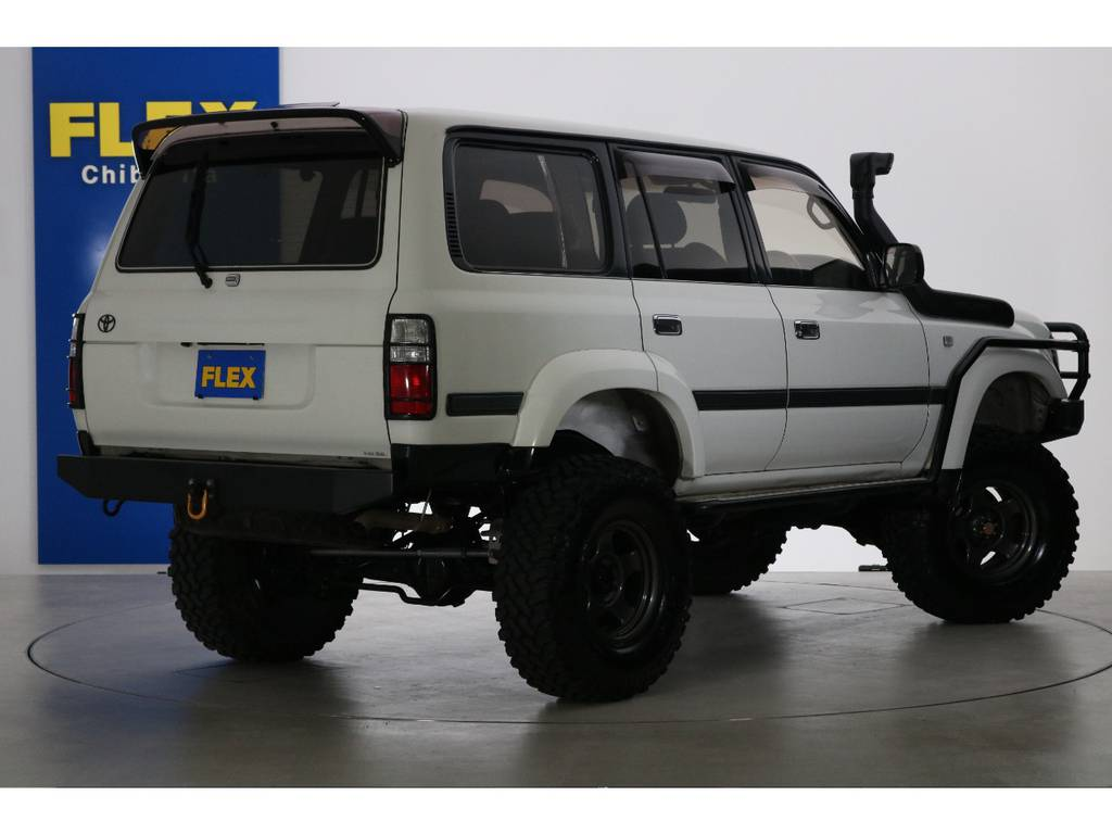 全国どこでもご自宅まで納車いたします! | トヨタ ランドクルーザー80 4.5 VX 4WD 5速MT OPデフロック