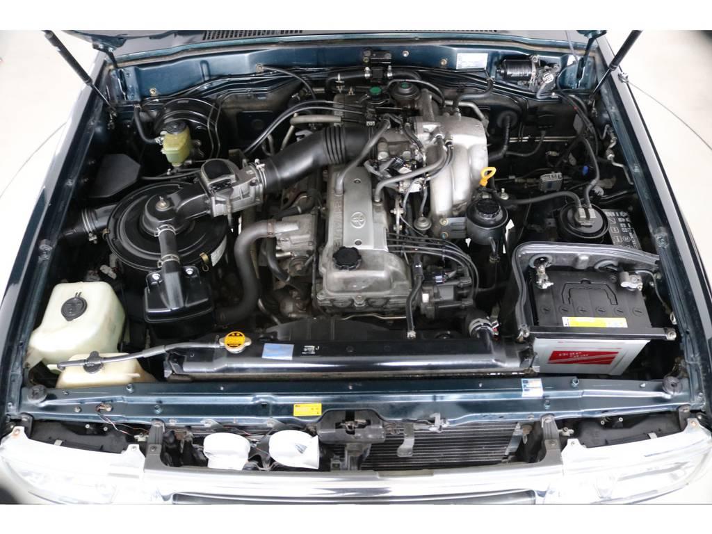 店舗敷地内に工場完備ですので車検から整備までお任せください!   トヨタ ランドクルーザー80 4.5 VXリミテッド 4WD 5インチUP クロカン仕様